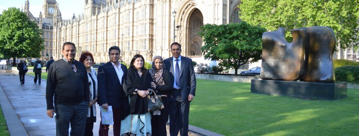 DSC_0198 - INSAAN trustees arriving at Houses of Parliament