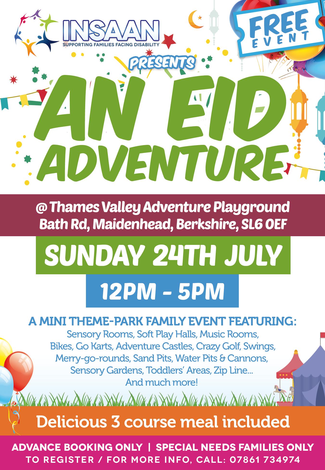 INSAAN | Eid Adventure 2016